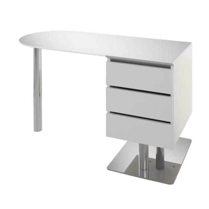Стол Desk Premium White С